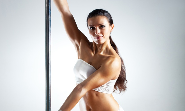 Arete Pole Fitness - Salem: 5 Pole-Dancing Classes or 10 Classes with Optional One-on-One Lesson at Arete Pole Fitness (Up to 68% Off)