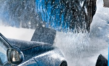 Up to 49% Off Month of Car Washes at Rainbow Car Wash