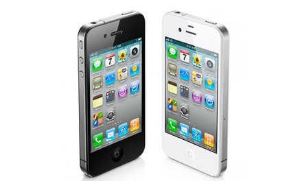 Apple iPhone 4S 16GB Smartphone (GSM Unlocked; Manufacturer Refurbished)