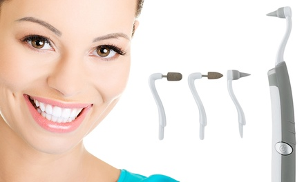 Kit de quitamanchas dental Sonic LED