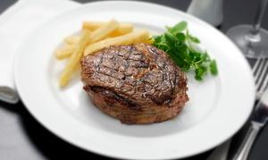 Aizkorri: Menú chuletón o bacalao con degustación de entrantes, postre y bebida para 2 o 4 personas desde 39,95 € en Aizkorri