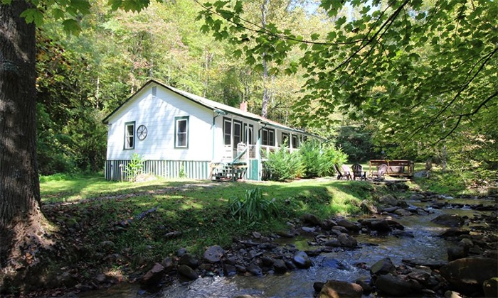 Cabin Creek Clothing: Hidden Creek Cabins In Bryson City, NC
