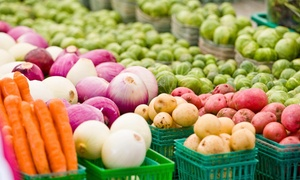 Stockton Certified Farmers' Market Association: $6 for $10 Worth of Farmers' Market Goods — Stockton Certified Farmers' Market Association