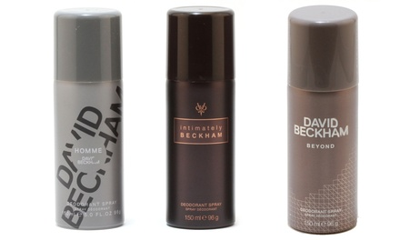 David Beckham Homme, Intimately or Beyond Body Spray for Men (5 fl. oz.) Was: $14 Now: $5