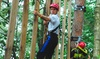 Kletter-Spaß im Kletterwald