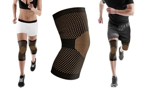 xFit Copper-Infused Therapy Knee Sleeve