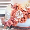 Half Off Three-Tiered Wedding Cake or Cupcakes