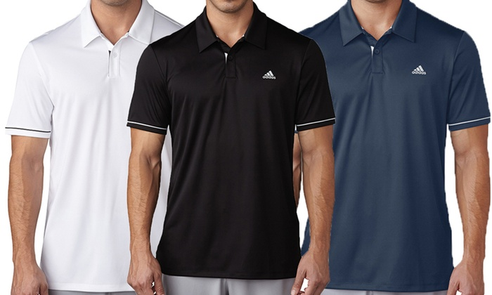 c77753c5799d Up To 55% Off on Adidas Golf Men s Polo Shirt