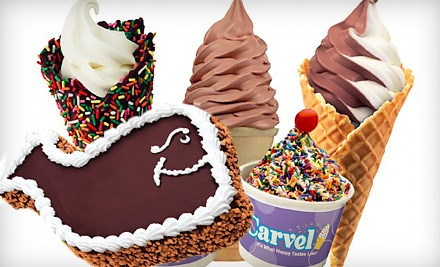 Carvel Ice Cream Cake Delivery