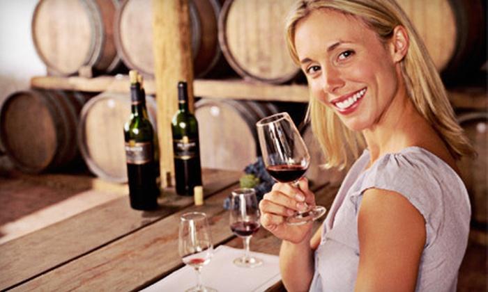 Sonoma Passport: $29 for Sonoma Wine-Tasting Passport for Two from Sonoma Passport ($59 Value)