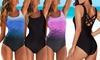 1 ou 2 maillots de bain femme 1 pièce dos croisé