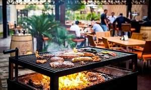 Double Decker-Roda Al Murooj: Friday Brunch with Free-Flowing House Beverages and Pool Access at Double Decker (Up to 63% Off)