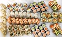 Fantazyjne zestawy sushi