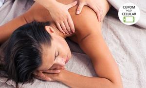 Atelier de Beleza Nana Richard: 1, 2 ou 3 sessões de massagem reiki + massagem relaxante no Atelier Nana Richard – Santa Rosa