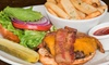Max's Diner & Bar - City Center: Dinner or Lunch Food at Max's Diner & Bar (50%  Off). Two Options Available.