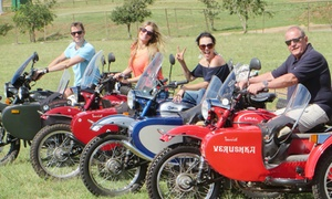 Ural Sidecar Tours: Five-Hour Sidecar Cradle of Humankind Day Ride for R1 699 for Two at Ural Sidecar Tours