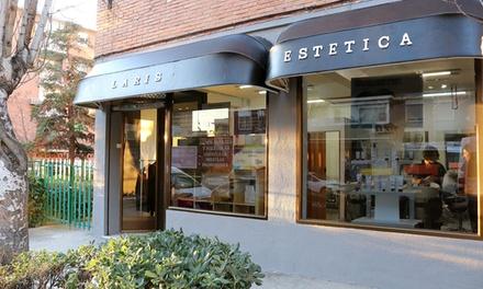 Sesión de peluquería con opción a tinte y/o mechas en Laris Peluquería y Estética (hasta 75% de descuento)