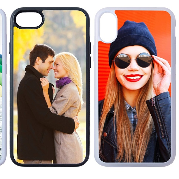 check out 6b7a7 62be2 Personalized Everyday Phone Cases for iPhone, iPhone Plus, Galaxy, or  Galaxy Plus from Collage.com (Up to 86%)