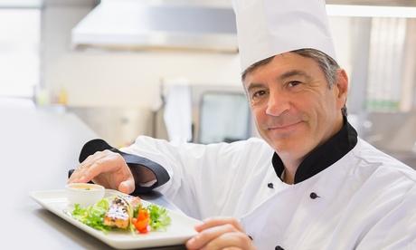 "Curso online ""cocina como un chef"" de 200 horas por 9,95 € en We Train España"