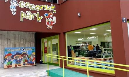 2 o 4 horas o tarde completa de acceso al parque de bolas en Coconut Park (hasta 58% de descuento)