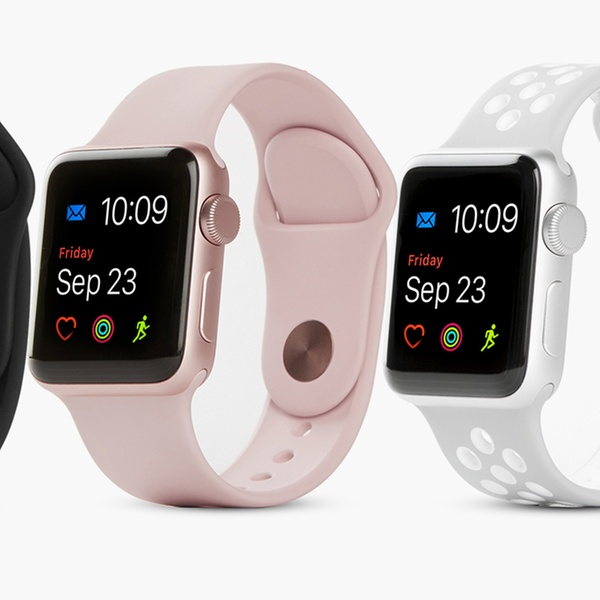 b34e26dd3 Up To 20% Off on Apple Watch Series 1, 2 & 3   Groupon Goods