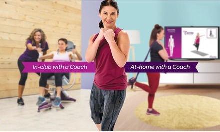 $5 for 7-Day In-Club Gym or 7-Day On-Demand Pass at Curves ($17 Value)