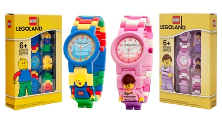 LEGO Buildable Watch Kit