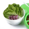 Salad To-Go Container Set with Locking Lids (6-Piece)