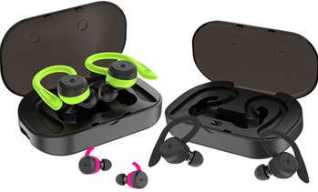 Waterproof Wireless BT Earphones
