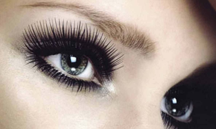 Kirsty at Hasbrouck house salon and spa - Nampa: $60 for a Full Set of Eyelash Extensions with Kirsty at Hasbrouck house salon and spa ($120 Value)