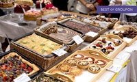 Free From Food Festival, Bank Holiday Monday, 29 May, Spitalfields Market (Up to 25% Off)