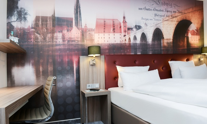hotel atrium im park regensburg bis zu 50 rabatt groupon hotels und reisen. Black Bedroom Furniture Sets. Home Design Ideas