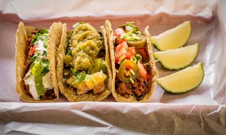 Meksyka艅skie menu
