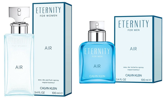 29a56ef3b8782 Up To 46% Off on Calvin Klein Eternity Air Spray   Groupon Goods