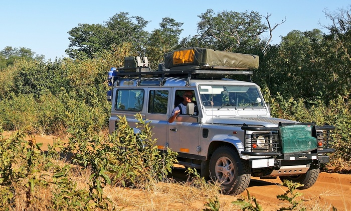 Into The West Jeep Tours - Tombstone: $99 for Jeep Tour for Two from Tombstone from Into The West Jeep Tours ($190 Value)