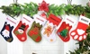 Monogram Online: One, Two, or Four Personalized Holiday Stockings from Monogram Online (Up to 75% Off).