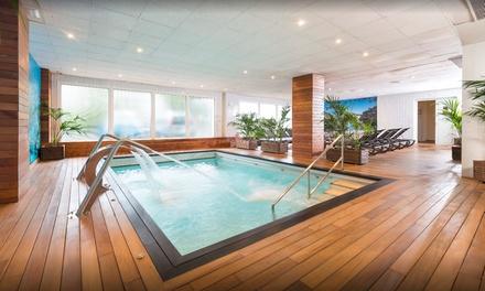 Acceso a spa o gimnasio con opción a masaje para 2 personas desde 16,95 € en Gem Wellness Spa