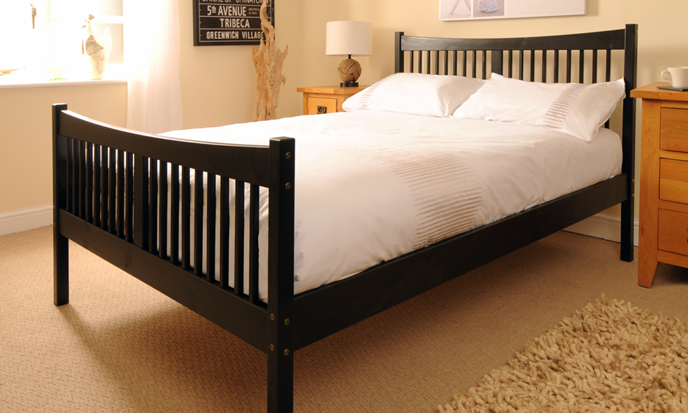 Shaker Bed Frame Groupon