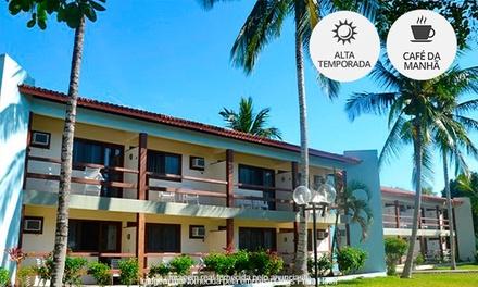 Porto Seguro/BA: até 10 noites para 2 + café da manhã no Oasis Praia Hotel