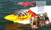Jet Boat Ride + Lunch from $39