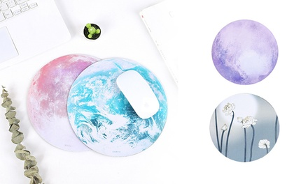 Space  and Planet Themed Mouse Pads: Two ($9.95) or Four ($14)