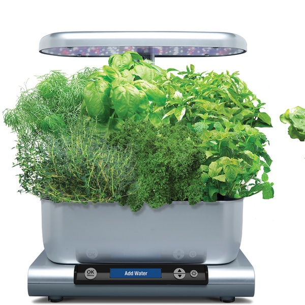 Miracle-Gro AeroGarden Harvest Classic Hydroponic Growing System with Herbs  Seed