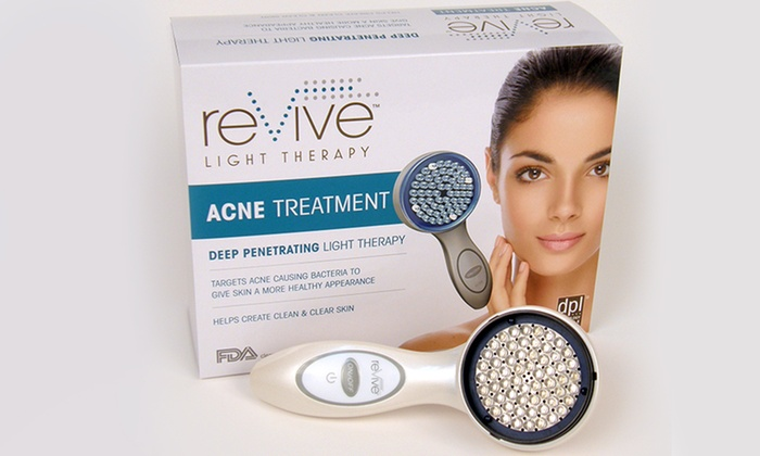 reVive Acne Deep-Penetrating LED Light: reVive Acne Deep-Penetrating Light Therapy System. Free Shipping and Returns.