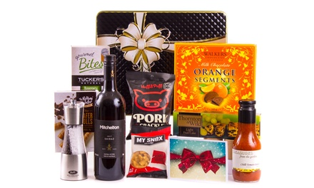 FREE SHIPPING: $49 for a Father's Day Gift Hamper with Mitchelton Shiraz (Don't Pay $100)