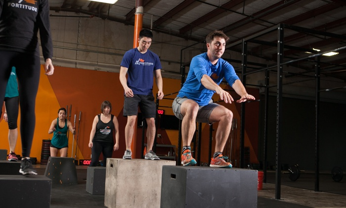 Fortitude Fitness - CrossFit 78702 - Austin: One or Three Months of Unlimited CrossFit Classes at Fortitude Fitness Crossfit 78702 (Up to 62% Off)