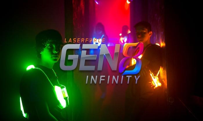 lasertag elbepark