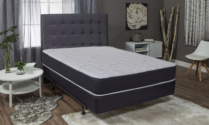 Diamond Quilted Memory Mattress from £70