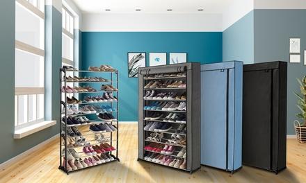 Mobiletto da 30 o 50 paia di scarpe disponibile in vari modelli e 3 colori