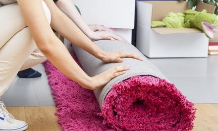 Limpieza de alfombras de hasta 4, 6 u 8 m² desde 34,95 € en Tintorería Press á Sec