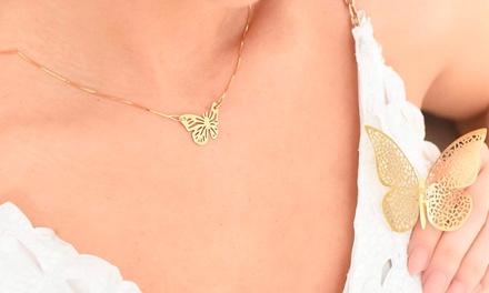 Ah! Jewellery 925 Sterling Silver Pendant Necklace or Bracelet